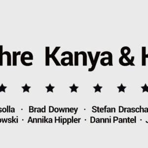 2 Jahre Kanya&Kage